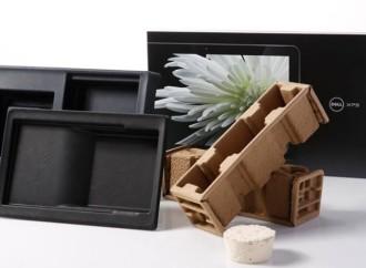Dell, cada vez más cerca de lograr embalajes 100% sostenibles