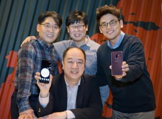 Conozca al equipo detrás de la cámara ultrarrápida del Galaxy S9