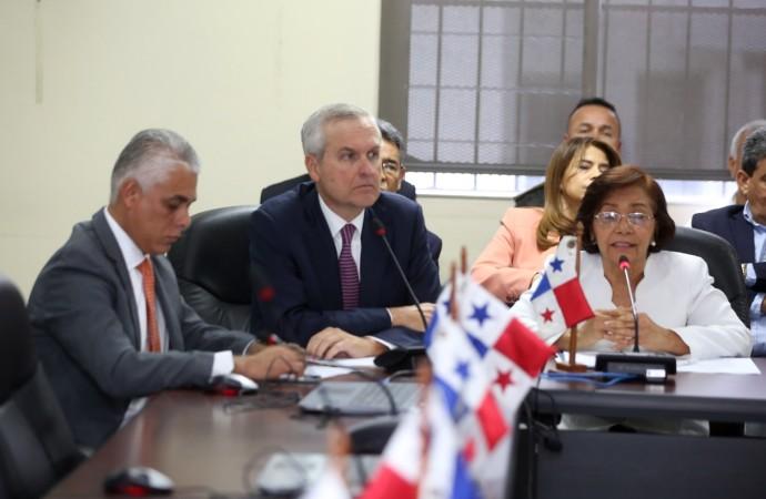 AN aprueba traslado de partidas al Ministerio de la Presidencia