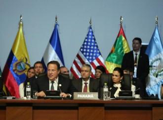 """Presidente Varela: """"Países de América deben estar unidos para luchar contra la corrupción y fortalecer la democracia"""""""
