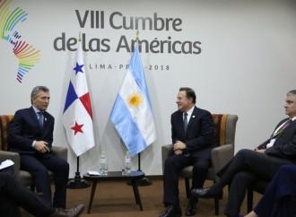 Panamá y Argentina impulsan relaciones en materia de turismo, agrologística, conectividad aérea y marítima, y el fortalecimiento del sistema financiero