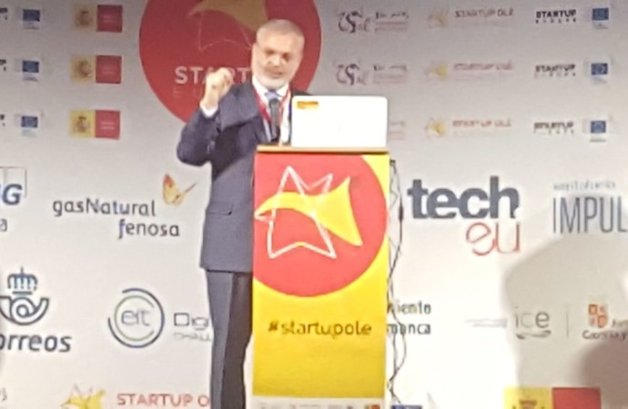 Panamá participa en la cuarta edición de Startup Olé 2018 en Salamanca, España