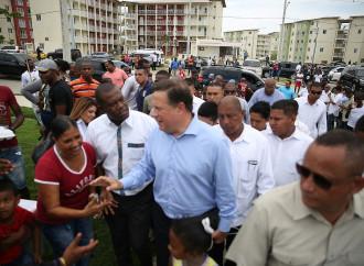 Gobierno repasa avances de los proyectos de inversión en la provincia de Colón
