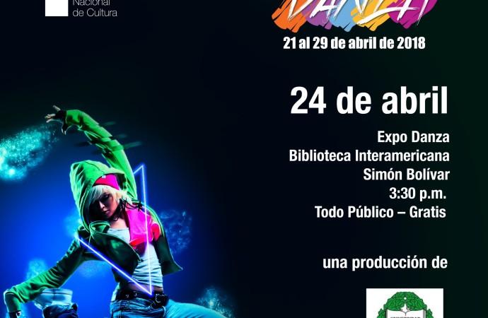 El INAC promueve 2do Encuentro Nacional de Danza