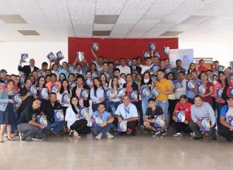 100 trabajadores chiricanos inician primer módulo de Escuela Básica Laboral del IPEL