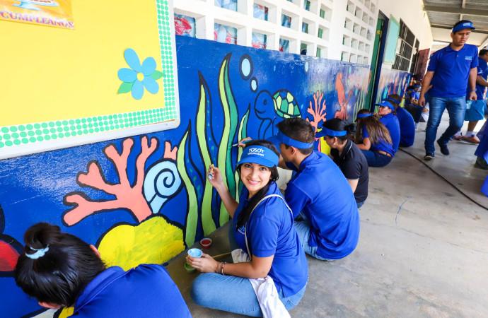 Copa Airlines contribuye con el desarrollo de niños y jóvenes de la comunidad de Tocumen