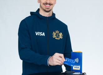 Zlatan Ibrahimović se une a Visa en anticipación a la Copa Mundial de la FIFA Rusia 2018™
