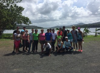 El equipo de Gamboa Rainforest Resort y voluntarios realizaron Jornada de limpieza del Rio Chagres