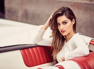 Maite Perroni es la nueva imagen de maquillaje de L'Bel
