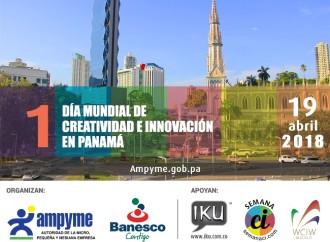 Panamá celebrará el primer Día Mundial de Creatividad e Innovación