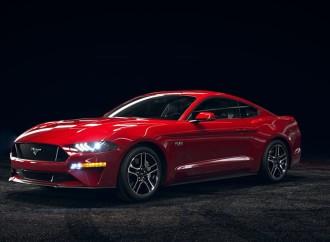 Ford Mustang es el cupé deportivo más vendido del mundo por tercer año consecutivo