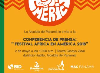 En mayo arranca la fiesta del festival África en América: La ruta de la emancipación