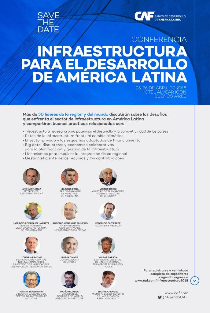 Conferencia Infraestructura -imagen