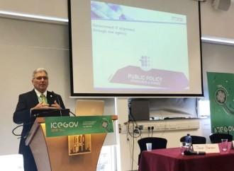 ICEGOV2018: Panamá tiene un muy alto nivel de compromiso y articulación de su Agenda Digital con entidades del sector público
