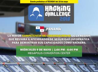 Todo listo para la mayor competencia de Ciberseguridad:HACKING CHALLENGE 2018 PANAMÁ