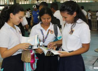 Más de mil jóvenes beneficiados con el POVE en ciudad de Panamá esta semana