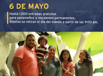 Este domingo 6 de mayo es Biodomingo en el Biomuseo