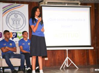 Más de dos mil jóvenes son orientados a través del POVE en ciudad de Panamá