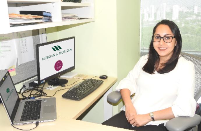 Ana Cristina Castrellón es designada Representante Suplente del Club Rotario de Panamá ante el Patronato del Instituto Oncológico Nacional