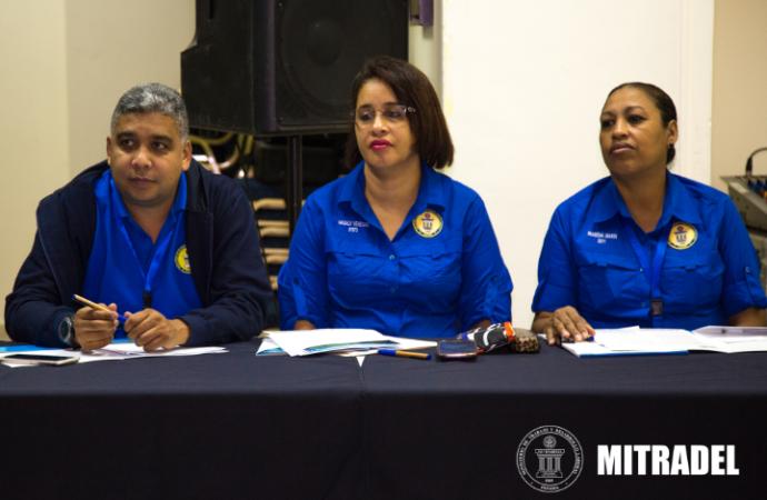 MITRADEL recibe asistencia técnica internacional para la erradicación del trabajo infantil