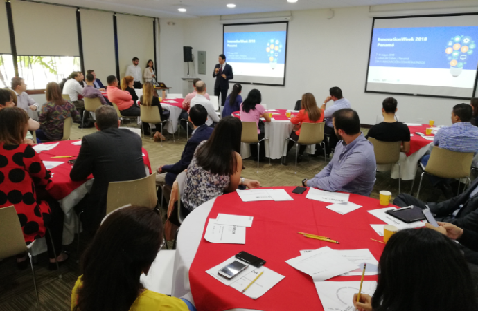 Panamá Innovation Week 2018 impulsa la formación de líderes agentes de cambio