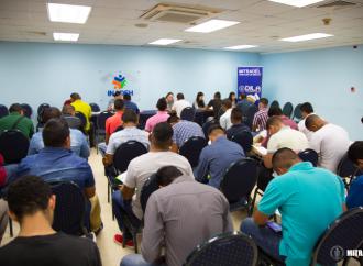Panamá Air Cargo Terminal realizó reclutamiento focalizado organizado por el MITRADEL