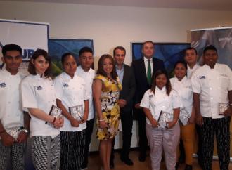 Gas Natural Fenosa y JUPA firman alianza en beneficio de estudiantes de artes culinarias