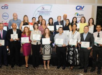 AMCHAM reconoce a empresas por práctica inspiradoras de RSE