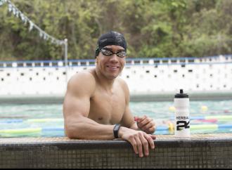 Edgar Crespo enfocado en XI Juegos Suramericanos Cochabamba 2018