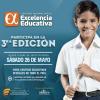 Concurso Nacional por la Excelencia Educativa extiende su periodo de inscripción para la Edición 2018