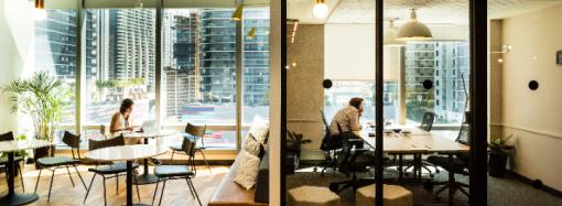 WeWork y Microsoft diseñan el Futuro del Trabajo