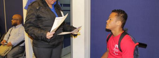 MITRADEL realiza reclutamiento de personal para PcD