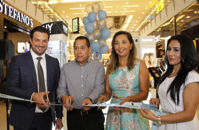 L´Oréal inaugura nuevo Dermacenter en Panamá especializado en sus marcas Vichy & La Roche-Posay
