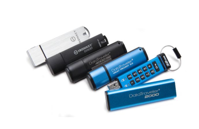 Los USBs encriptados de Kingston son un componente clave del inminente cumplimiento del nuevo GDPR