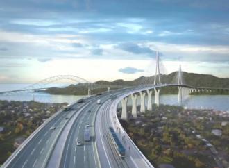 Construcción de cuarto puente se mantiene como prioridad en agenda gubernamentaly cuenta con presupuesto para su construcción