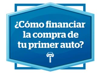 ¿Cómo financiar la compra de tu primer auto?
