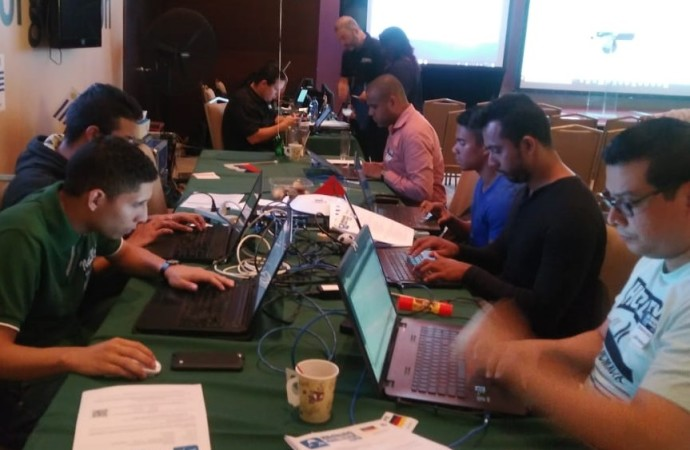 Hacking Challenge 2018 Panamá, todo un éxito