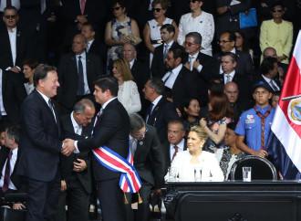 Presidente Varela participa en investidura de Mandatario costarricense y sostiene bilaterales con Aruba y Ecuador