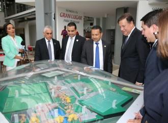 Gobierno planifica construcción de centro de alto rendimiento para selecciones de fútbol de Panamá