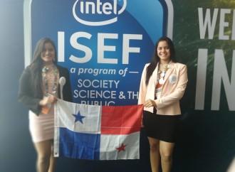 Panamá gana el tercer lugar en la Feria Internacional de Ciencia e Ingeniería de Intel- ISEF 2018