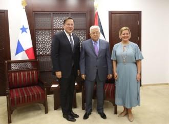 Panamá insta a reactivar el diálogo para la solución del conflicto Palestino-Israelí