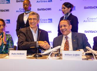 Copa Airlines oficializa apertura de nuevo vuelo directo a Barbados