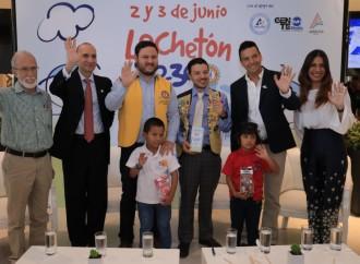 Lechetón 20-30 celebra en 2018 los 40 años de la colecta nacional de leche