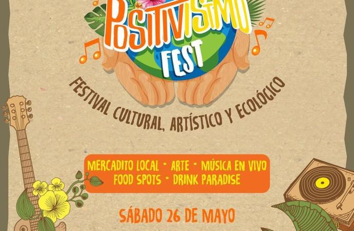 Positivistmo Fest promueve al talento joven panameño