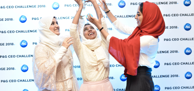 Panamá albergó la final global del P&G CEO Challenge