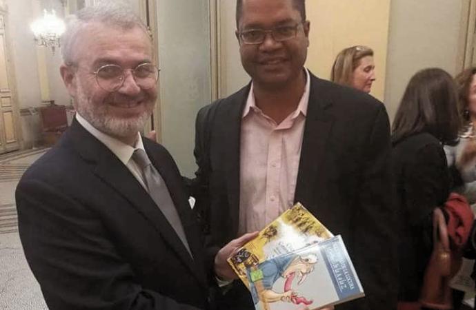 La editorial panameña Fuga participa en la Feria del libro de Madrid como parte del programa Centroamérica edita
