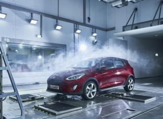 ¿Nieve, sol o lluvia? Ford simula cualquiera de estas condiciones en su «fábrica del clima»