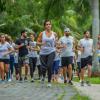 Colaboradores de adidas crean conciencia sobre la contaminación de plástico marino a través del deporte
