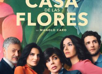 Mira el tráiler de La Casa de las Flores, serie de Netflix
