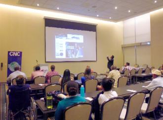 Emprendedores panameños participan en las capacitaciones empresariales de PREMIC 2017-2018